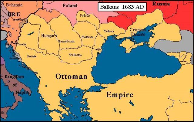 The Ottoman Balkans: A Crossroad Of Cultures And Civilizations
